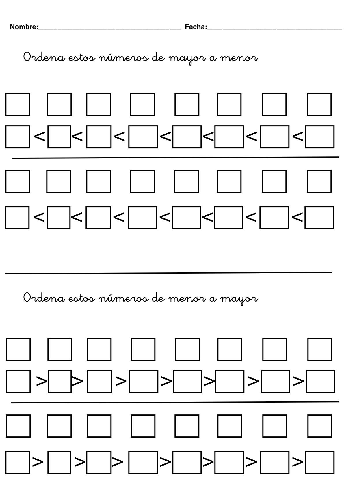 matemáticas | Un rincón en casa | Página 3