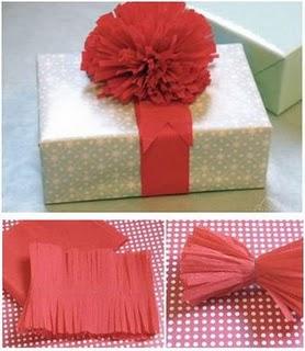 Mil artes mujer 95 ideas para empaques navide os - Como envolver regalos de navidad originales ...