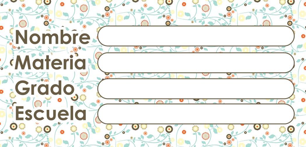 Etiquetas un rinc n en casa - Dibujos juveniles para imprimir ...