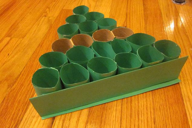 popurri - con rollos de papel