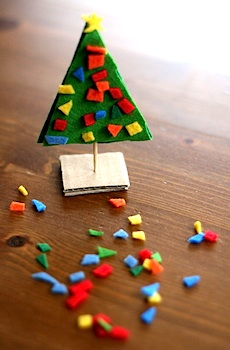 arbol de navidad para hacer 5