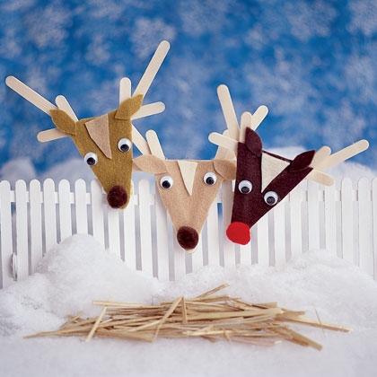 renos con palos de helados 2