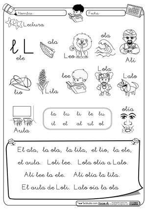 Lectura-L