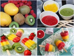 polos de frutas