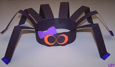 gorro araña