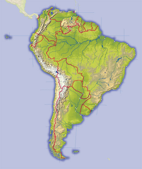 Mapas de Amrica  Un rincn en casa