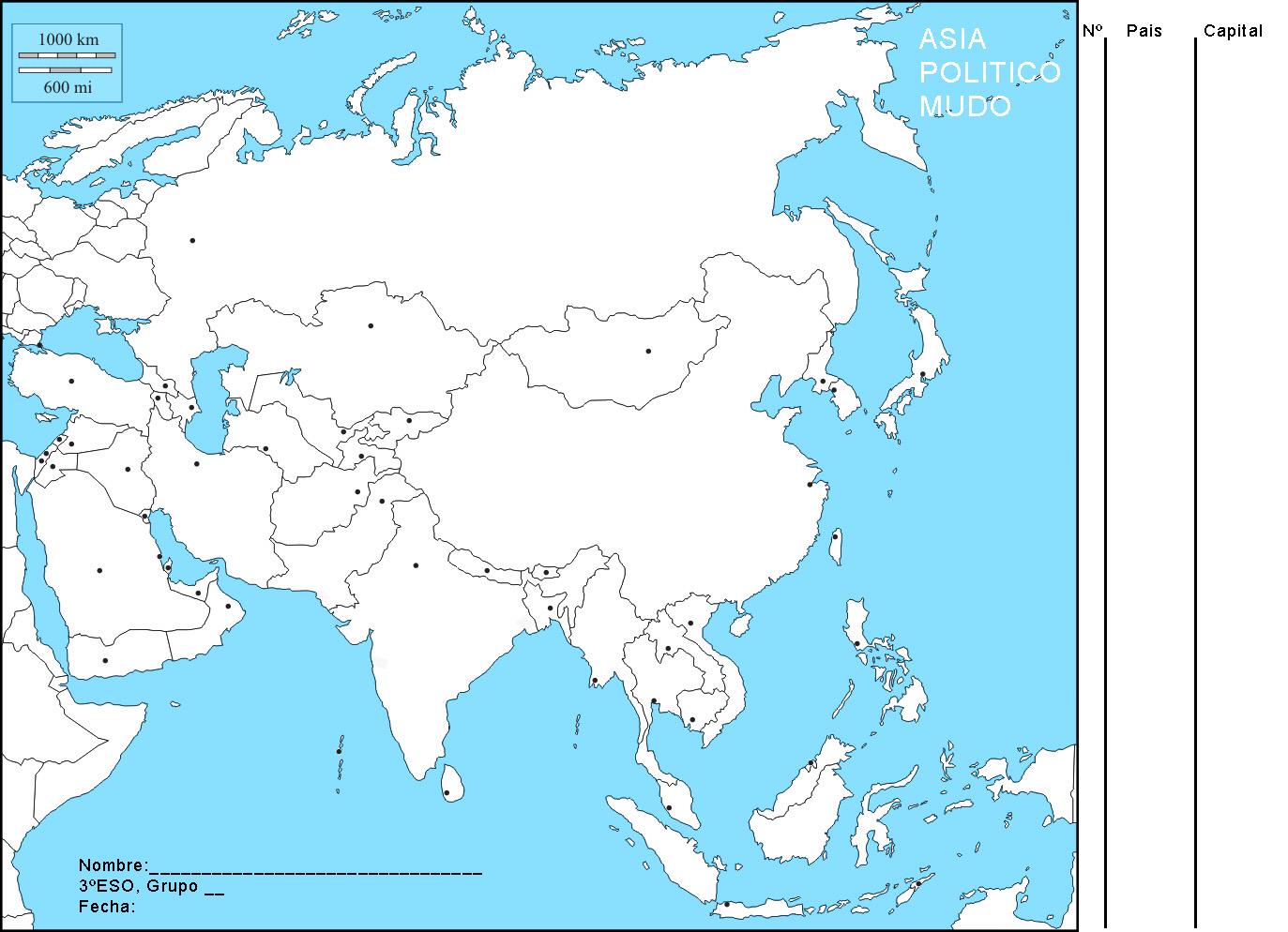 Mapas de asia un rinc n en casa - Casa asia empleo ...