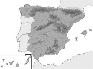 España físico mudo