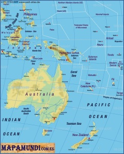 mapamundi.com.es mapa de oceania fisico